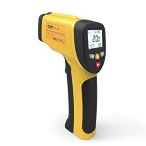 Thermomètre infrarouge : Un thermomètre nécessaire ?